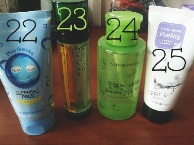korea cosmetics haul