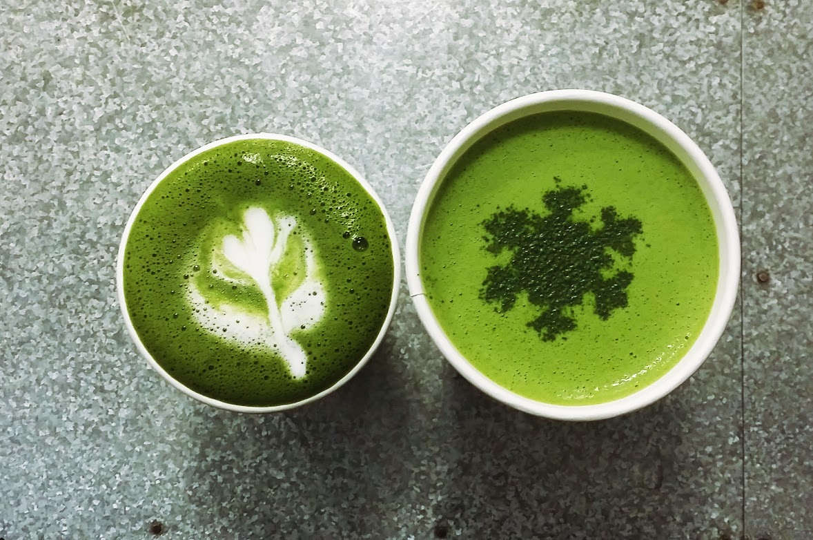 5 Matcha Themed Cafes You Must Go To In New York