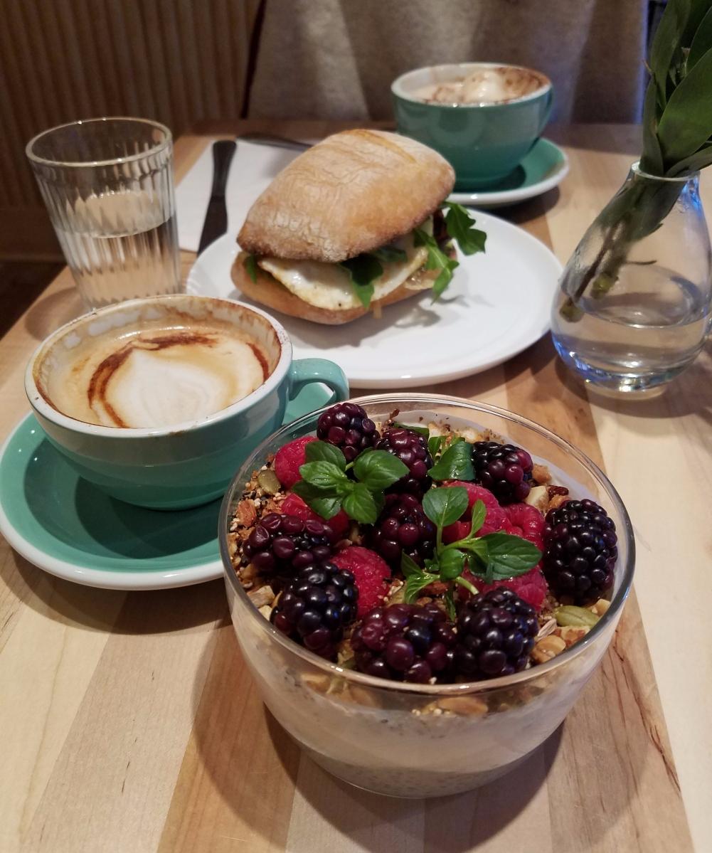 Banter (Sullivan Street) - Aussie Cafe near NYU